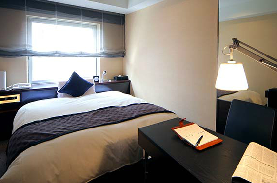 Shinjuku Washington Hotel Annex Building_Guest Room_Superior Single