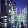 Shinjuku Washington Hotel Main Building_restaurant_manhattan_night view