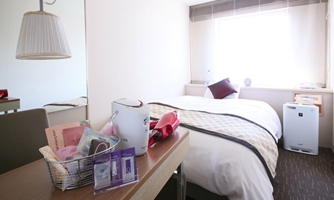 Washington Hotel Shinjuku Annex_Ladys Single Room