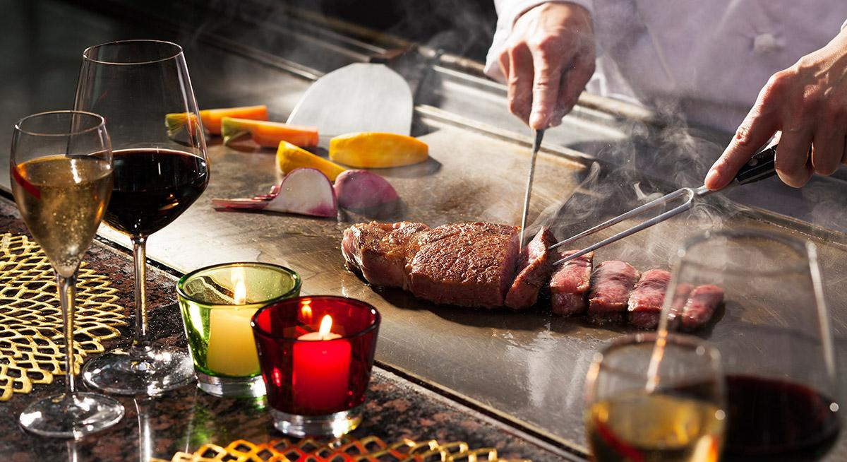 Steak-and-Shabu-shabu--Fujita-shinjuku-washington-hotel-annex-building-2